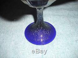 Antique Fenton Iridescent Carnival Glass Peacock & Urn Pattern Compote Bowl