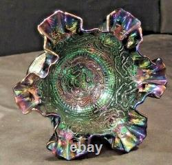 Carnival Glass Bowl by Fenton AA20-7218 Vintage