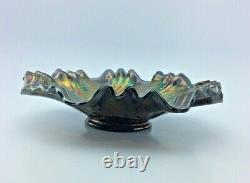 Fenton Ribbon Tie 3n1 edge in Blue with paneled back pattern
